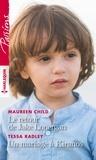 Tessa Radley et Maureen Child - Le retour de Jake Lonergan ; Un mariage à Kiranos.