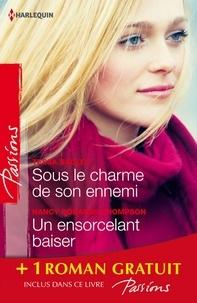 Tessa Radley et Nancy Robards Thompson - Sous le charme de son ennemi - Un ensorcelant baiser - L'invité de l'hiver - (promotion).