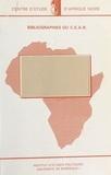 Tessy D. Bakary Akin - Les Élites africaines au pouvoir : Problématique, méthodologie, état des travaux.