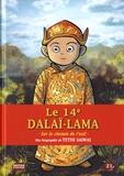 Tetsu Saiwai - Le quatorzième dalaï-lama - Sur le chemin de l'exil.