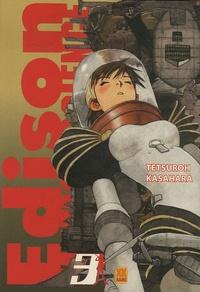 Tetsuroh Kasahara - Edison fantasy science Tome 3 : .