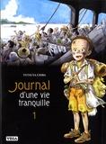 Tetsuya Chiba - Journal d'une vie tranquille Tome 1 : .