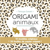 Tetsuya Gotani - Origami animaux.