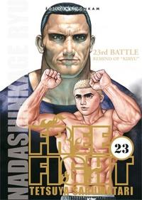 Tetsuya Saruwatari - Free Fight Tome 23 : .