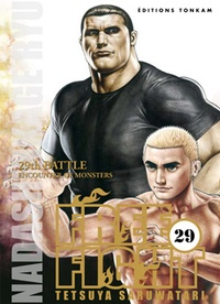 Tetsuya Saruwatari - Free Fight Tome 29 : Encounter of monsters.