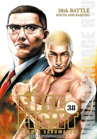 Tetsuya Saruwatari - Free Fight Tome 38 : .