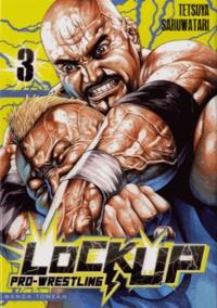 Tetsuya Saruwatari - Lock Up Tome 3 : .