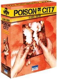 Tetsuya Tsutsui - Poison City L'intégrale : Coffret en 2 volumes - Tomes 1 et 2.