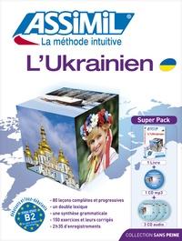 Tetyana Ollier - L'ukrainien. 4 CD audio