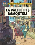 Teun Berserik et Yves Sente - Les aventures de Blake et Mortimer Tome 25 : La vallée de immortels - Tome 1, menace sur Hon.