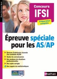 Tewfik Lahcene - Epreuve spéciale pour les AS/AP - Concours IFSI.