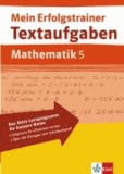 Textaufgaben Mathematik. 5. Schuljahr.