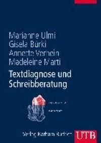 Textdiagnose und Schreibberatung - Fach- und Qualifizierungsarbeiten begleiten.