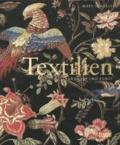 Textilien - Handwerk und Kunst.