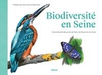 Textuel - Biodiversité en Seine - Carnet illustré des ports de Paris, de Rouen et du Havre.