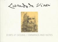 Tezenas Du Montcel - Leonardo da Vinci - Ecrits et dessins : Drawnings and notes.