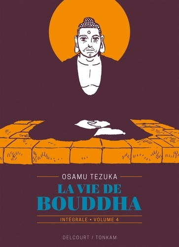 Tezuka Osamu - La vie de Bouddha Intégrale volume 4 : .
