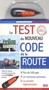 TF1 - Le test du nouveau code de la route.