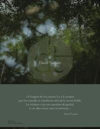 Thaï Toutain et Philippe J. Dubois - David Toutain - Avec un carnet de soixante recettes.