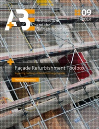 Thaleia Konstantinou - Facade Refurbishment Toolbox. - Supporting the Design of Residential Energy Upgrades.