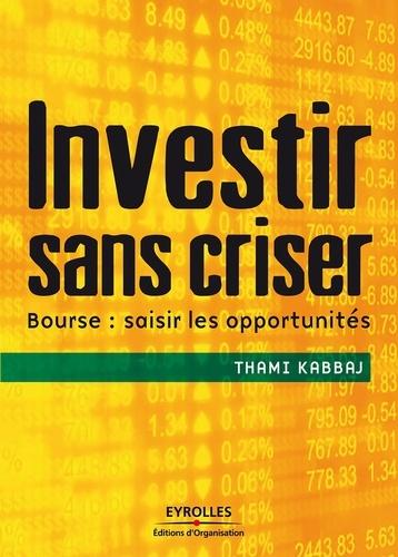 Investir sans criser - 9782212011005 - 18,99 €