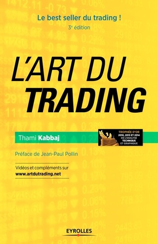 L'art du trading - 9782212330496 - 33,99 €