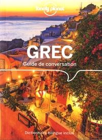 Guide de conversation Grec - Thanasis Spilias pdf epub
