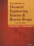 Thatcher W. Root - Introduction to Chemical Engineering Kinetics and Reactor Design.
