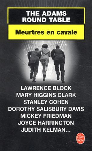 The Adams Round Table - Meurtres en cavale - 11 nouvelles de suspense inédites.