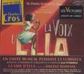 The Amazing Keystone Big Band et Vincent Dedienne - La voix d'Ella. 1 CD audio