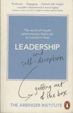 The Arbinger Institute - Leadership and Self Deception - Getting out of the Box.