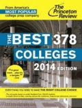 The Best 378 Colleges, 2014 Edition.