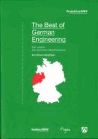 The Best of German Engineering - Das Lexikon des deutschen Machinenbaus in Nordrhein-Westfalen - englische Ausgabe.