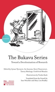 Aymar Nyenyezi - The Bukavu Series - Toward a Decolonisation of Research.