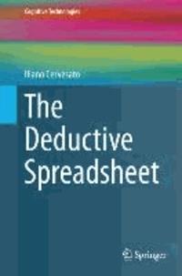The Deductive Spreadsheet.