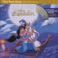 The Disney Storybook Art Team - Aladdin. 1 CD audio