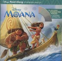 The Disney Storybook Art Team - Moana. 1 CD audio