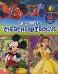 The Disney Storybook Art Team - Mon recueil cherche trouve.