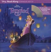 The Disney Storybook Art Team - Tangled. 1 CD audio