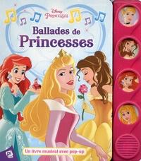 The Disney Storybook Artists et  Gibus - Disney Princesses - Ballades de Princesses.