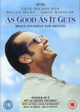 Columbia Tristar - As Good As It Gets - Brace yourself for Melvin !, DVD Video.