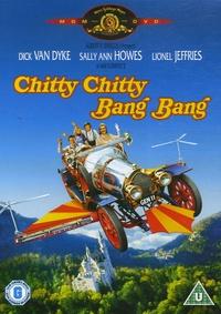 Ken Hughes - Chitty Chitty Bang Bang - DVD vidéo.