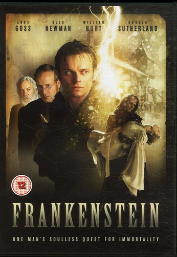 Kevin Connor - Frankenstein.