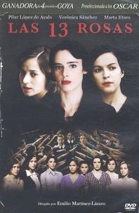Emilio Martinez-Lazaro - Las 13 rosas - DVD video.