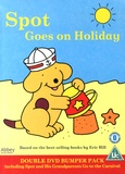 Eric Hill - Spot Goes on Holiday. 2 DVD