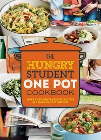 The Hungry Student One Pot Cookbook.