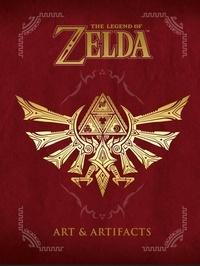The Legend of Zelda: Art & Artifacts.pdf