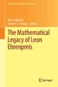 Irene Sabadini - The Mathematical Legacy of Leon Ehrenpreis.