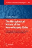The Metaphysical Nature of the Non-adequacy Claim - An Epistemological Analysis of the Debate on Probability in Artificial Intelligence.