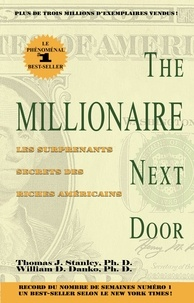 Meilleur téléchargement d'ebook gratuit The millionnaire next door version francaise  - Les surprenants secrets des riches americains par  9782491492007 en francais